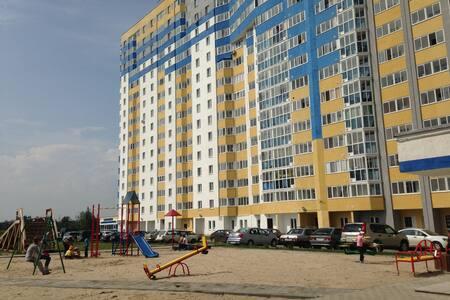 "Апартаменты ""У Аэропорта"" - Yekaterinburg - Leilighet"