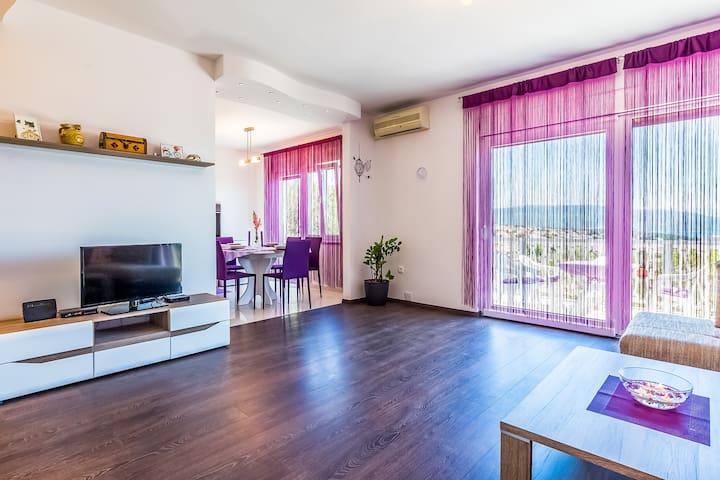 Luxury App with stunning view - Krk - Apartmen