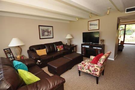 Fairway Villa #505- Rumbling Bald Resort - Lake Lure