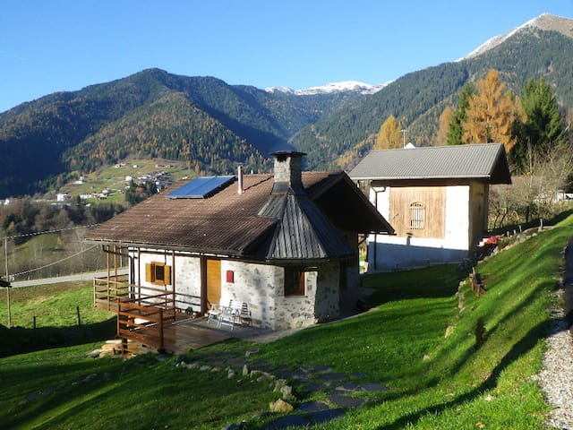 Chalet in the forest - Canal San Bovo
