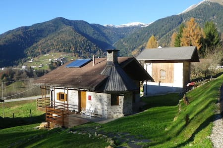 Chalet in the forest - Canal San Bovo - Inap sarapan