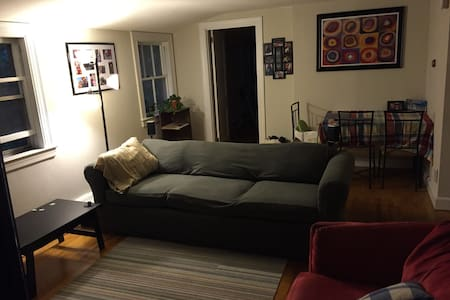 Cozy Norwich Apartment 4 min from Dartmouth - Apartemen