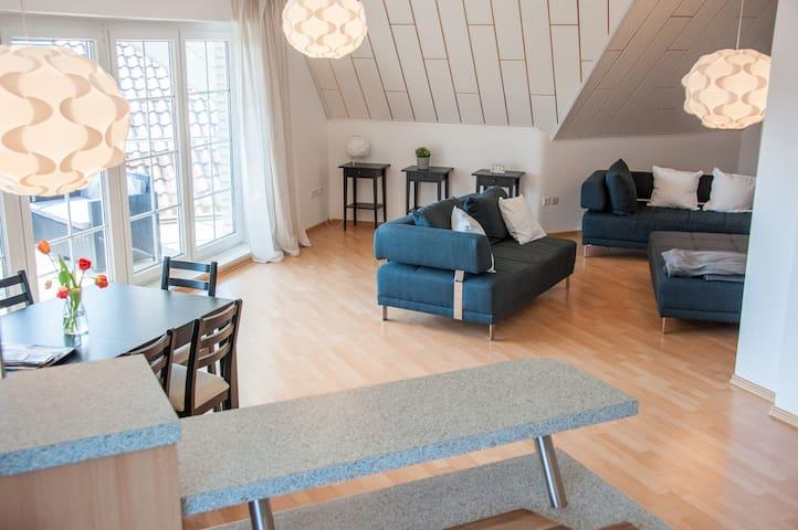 Komfort- 95 m² FW in Bremerhaven an der Nordsee