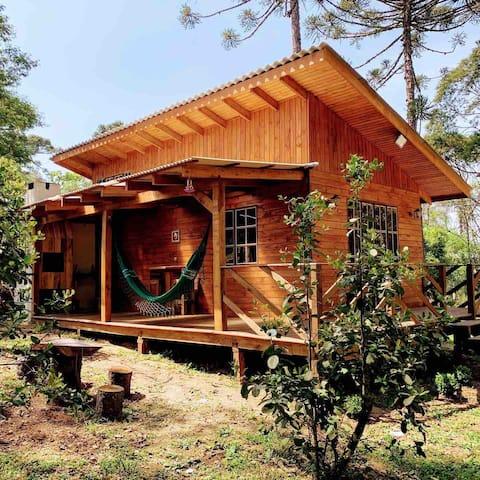 Chalé Verdant Cabana