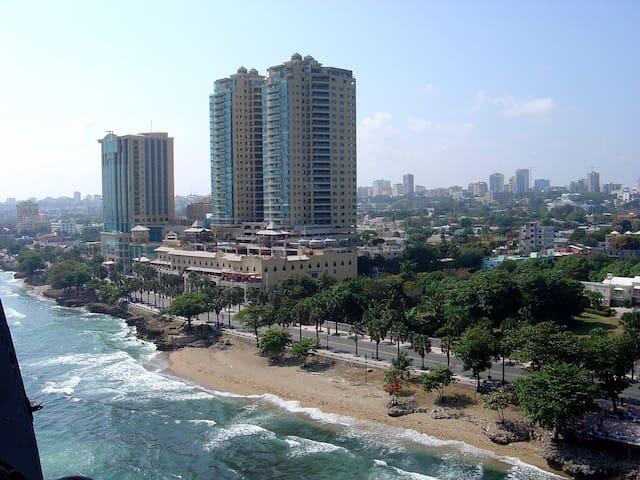 Apartamento en el Malecón Center - Santo Domingo