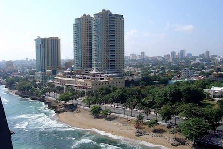 Apartamento en el Malecón Center - Santo Domingo - Apartment