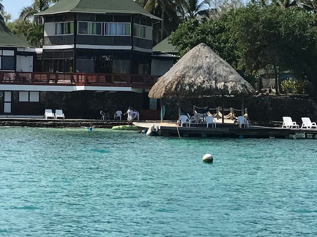 Paradise Isla Grande - isla grande - Остров
