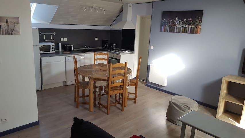 Chez Jo et Anne-Marie - Balleroy - Leilighet