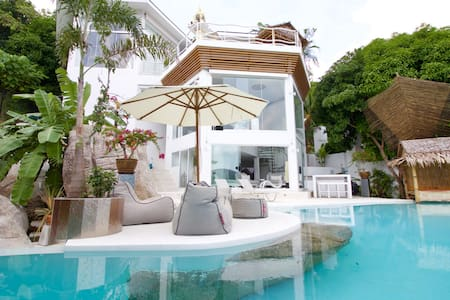 Dasiri Sunshine Ocean View Villa with a WOW! Offer - サムイ島 - 別荘