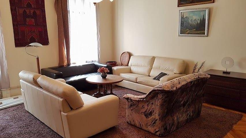 Family, homelike apartment in the city centre - Budapeste - Apartamento