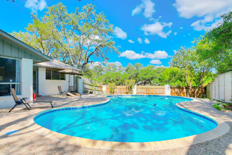 san antonio pool home near seaworld