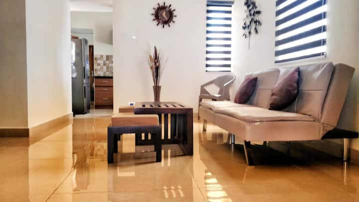 Fully Furnished 2 BHK - TAVAT Serviced Apartment