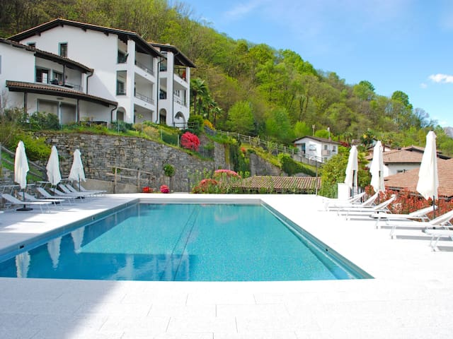 1-room apartment 64 m² Miralago (Utoring) for 2 persons