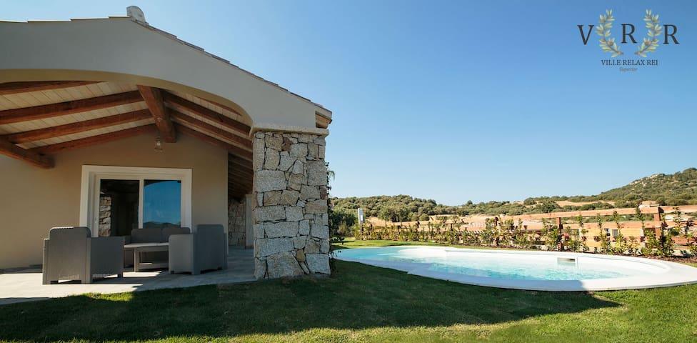 Villa Relax Rei Superior Giglio