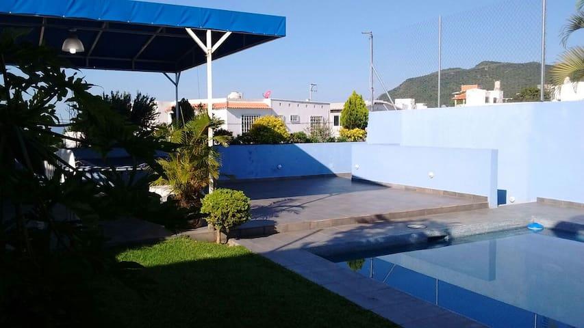 Casa CIRCUITO DEL SOL Oaxtepec Tlayacapan