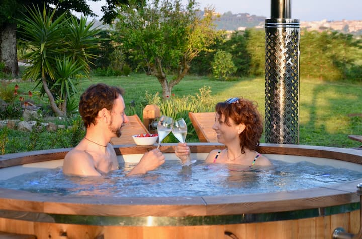 ROMANTIC SUITE e HOT TUB