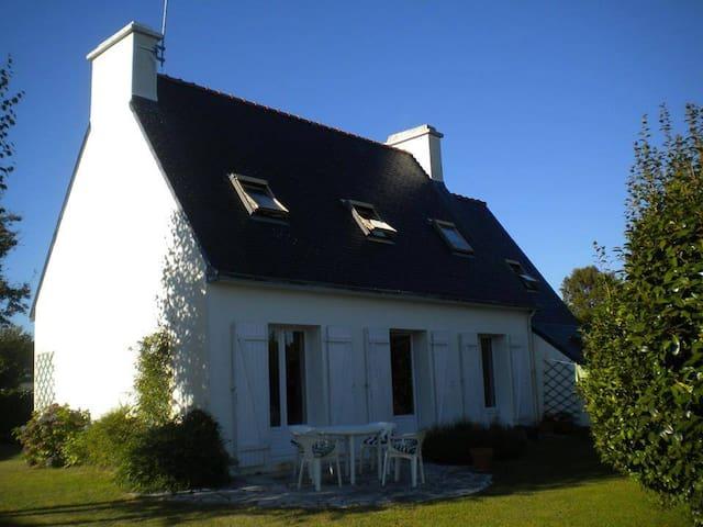 Maison tout confort proche des plages - Fouesnant - Ev