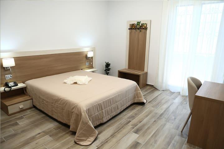 Dafne:bilocale(5 pers)1 camera, cucina e bagno - Pompeii - Appartement