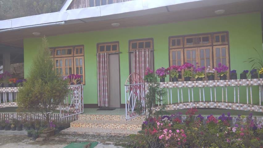 Stay at Ganga Homestay