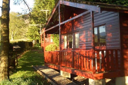Atholl Lodge, Holiday Lodges @ Old Faskally - Killiecrankie