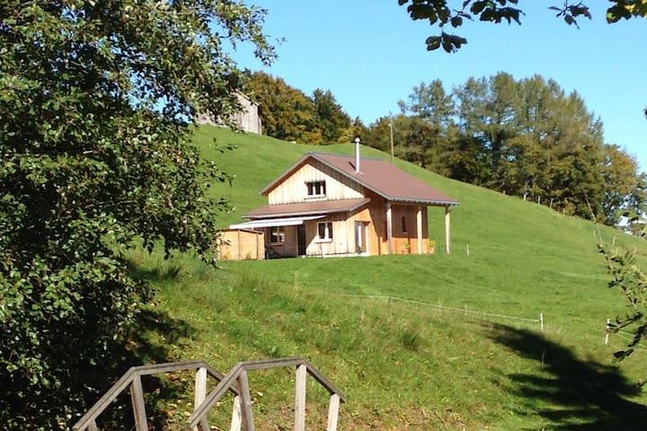 Ferienhaus Chammweid - Mitten im Grünen