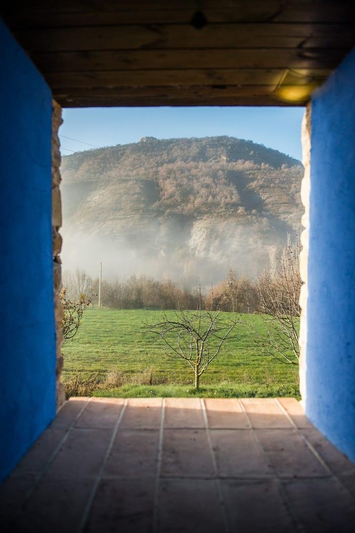 casa rural en el pirineo aragones