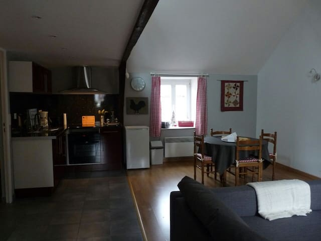 Appartement coquet en centre ville - Béthune - Apartment