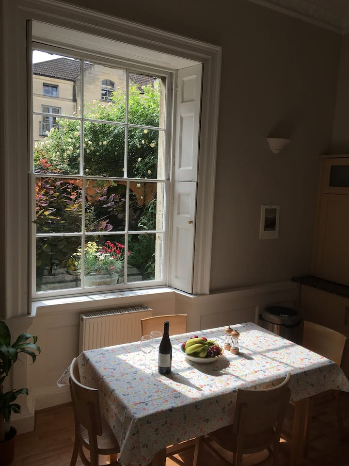 Quiet hideaway in central Bath