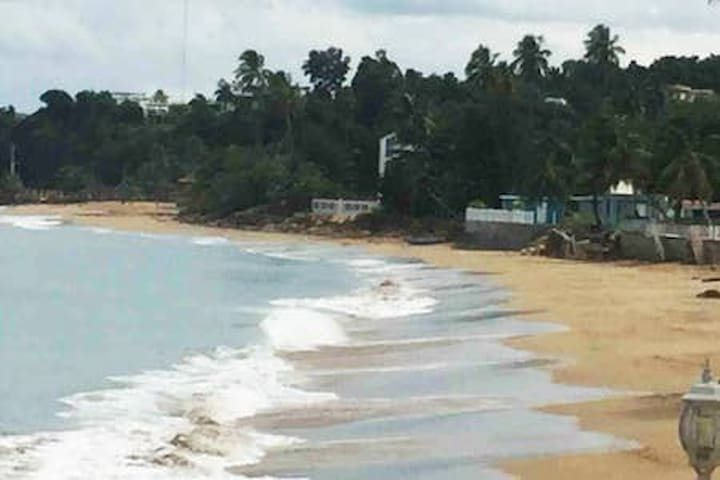 Beachfront Living 10 Minutes from Rincon!  Rm 5