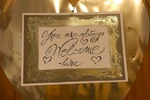 Always Very WELCOME! :)