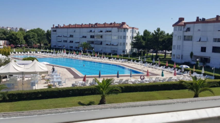 Lovely apartment whit swiming pool and nice locati