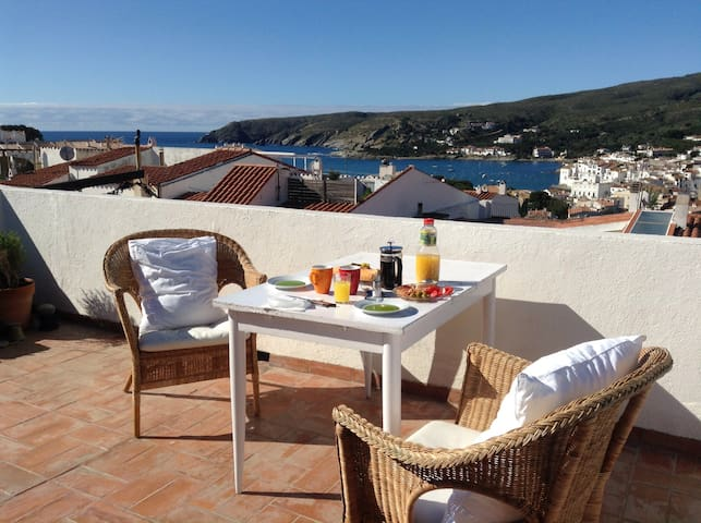 The sunny place - Cadaqués - Appartement