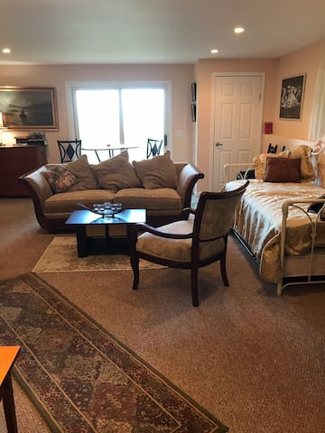 Belleayre Mtn Apt on 10 acres Ski/Hiking Paradise!