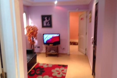 Fully furnished apartment for rent in cairo egypt - Mit Akaba - Leilighet