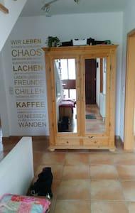 Modernes Haus für Tierliebhaber :-) - Nentershausen