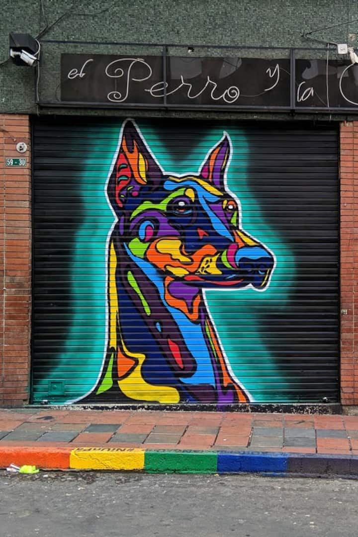 El perro y la calandria Bar