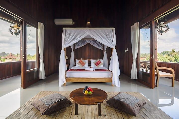 Loka pala*Suite Wooden Wanasari Villa