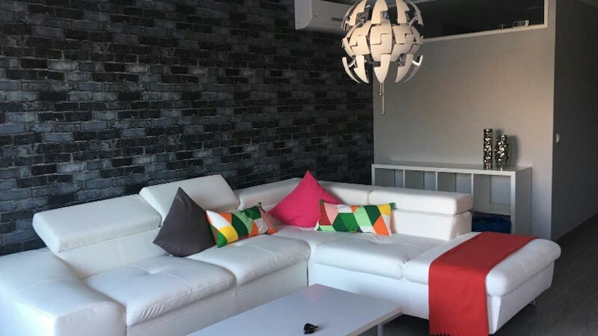 Erdgeschosswhg mit Pool, komplett renoviert - Son Moro Bonavista - Apartment