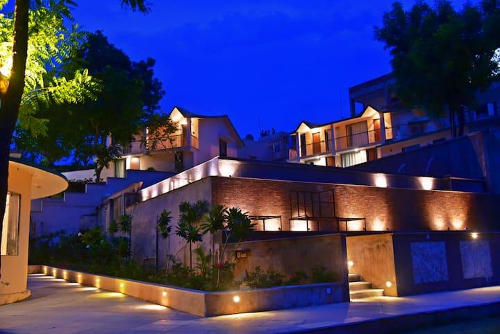 Elegant stay at Udaipur with Matts by ShriGo Hotel