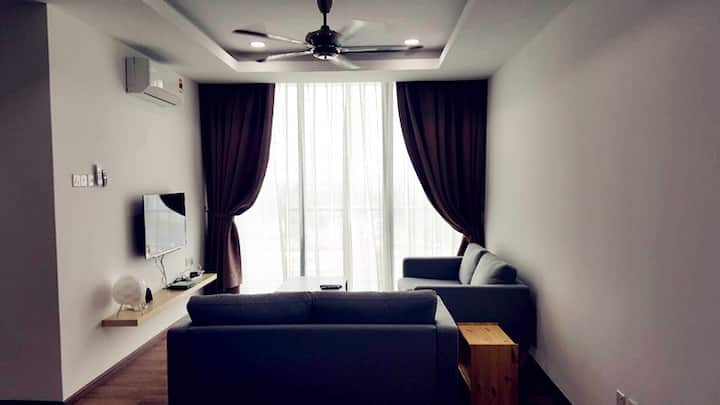 RM108新优惠@古晋豪华公寓VIVACITY MEGAMALL