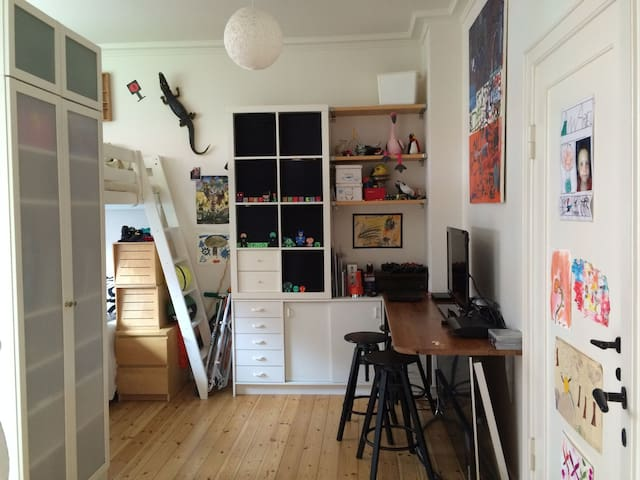 Nice room for 1 to 4 guests - Copenhaguen