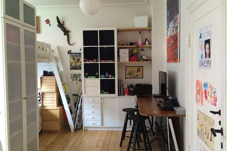 Nice room for 1 to 4 guests - Copenhagen