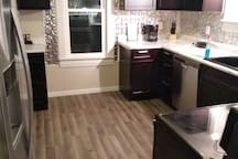 New Kitchen and Appliances with Soft Close Cabinets