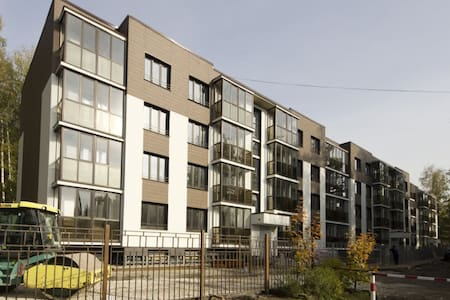 1-комнатная квартира рядом с лесом - Perkhushkovo - Apartment