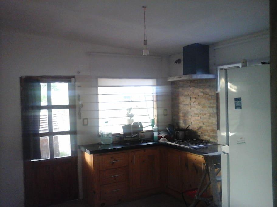 very nice kitchen
