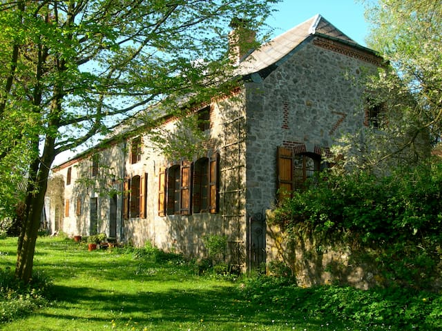 Charming historic farm in the north of France