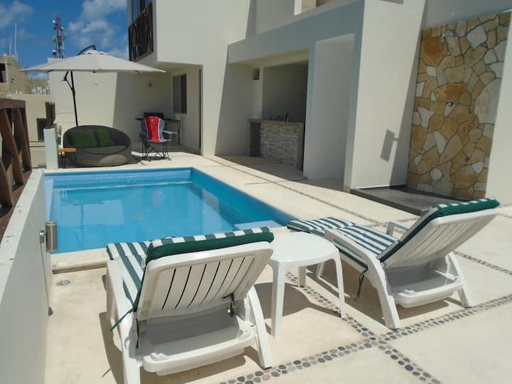 35% disct/month-Casa Linda Isla-Rooftop-Pool.