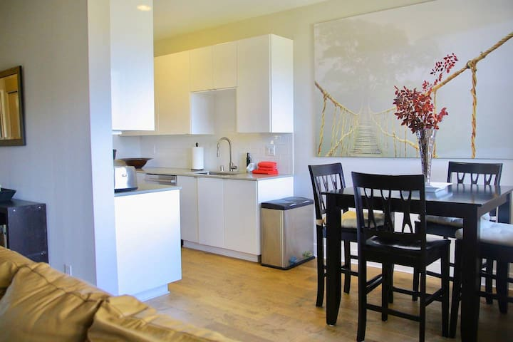Condo within minutes of Ferry Terminal in Richmond
