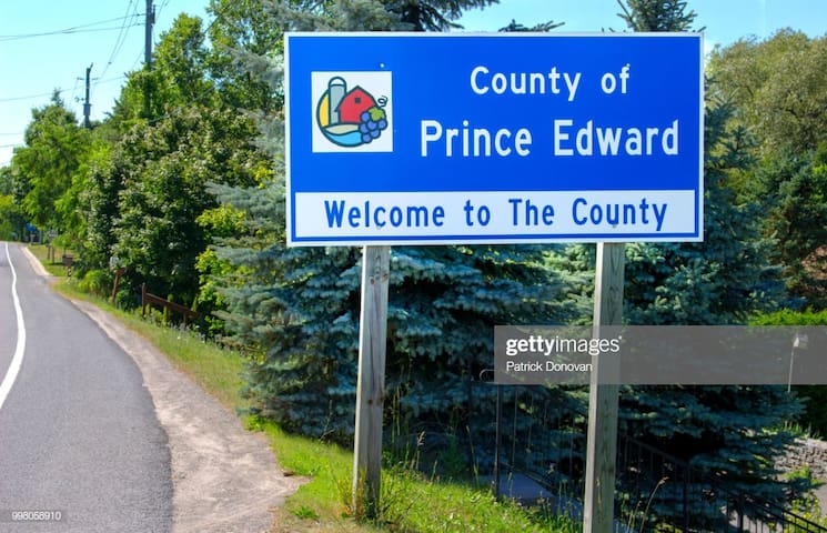 Guidebook for Prince Edward County