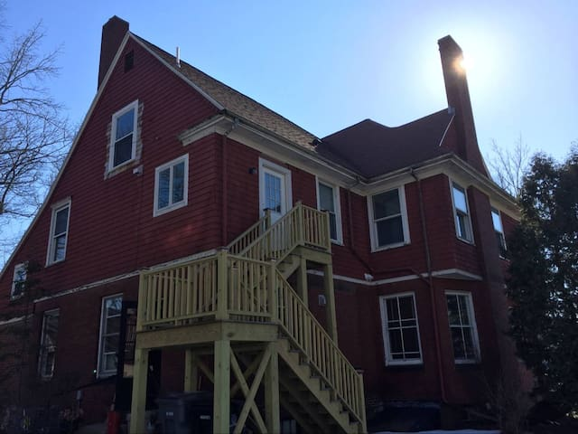 A three-floors house at Framingham. - Framingham - Huis